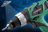 Hitachi Powertools presenteert de snoerloze DS14DBL